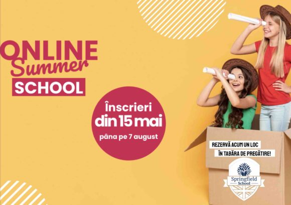 ONLINE SUMMER SCHOOL
